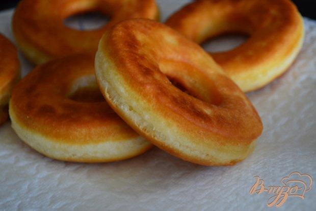 Пончики с рикоттой