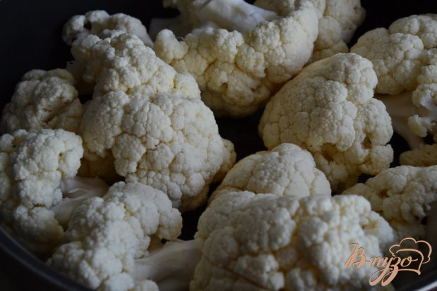 Рецепт Запеканка из цветной капусты с базиликом