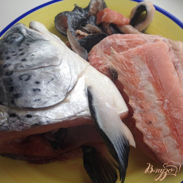 Финский суп из лосося  (Lohikeitto)