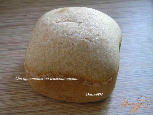 Пшеничный хлеб с ржаными отрубями