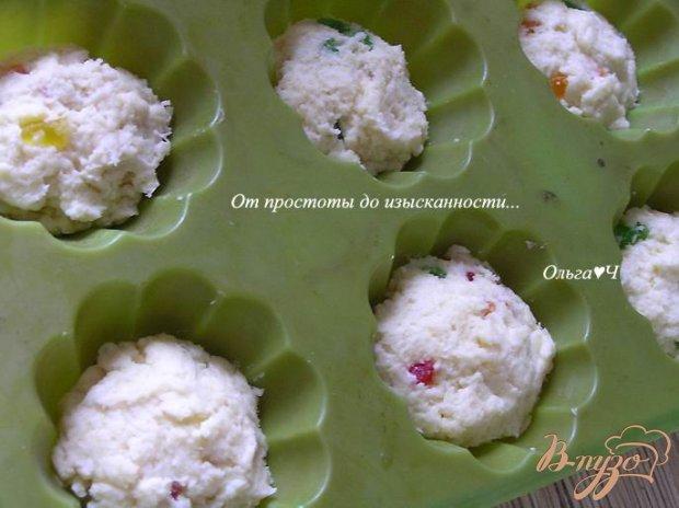 Пасхальные творожные кексы