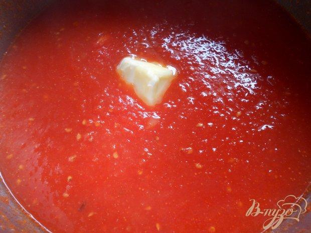 Томатный соус для пиццы и пасты