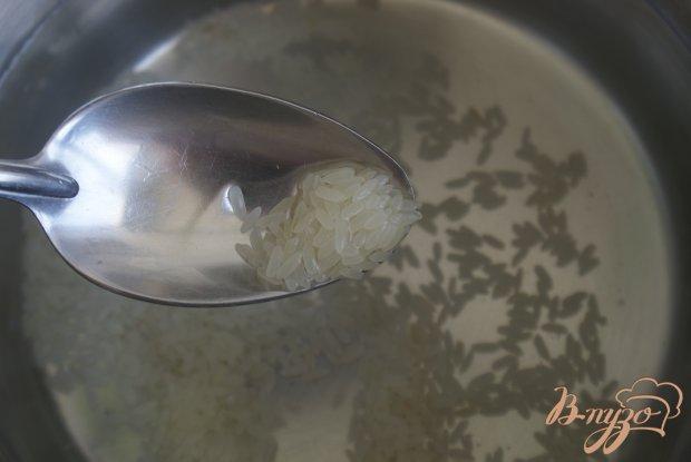 Рецепт Детский овощной суп-пюре с рисом