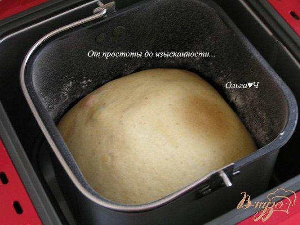 Праздничный кулич (в хлебопечке)