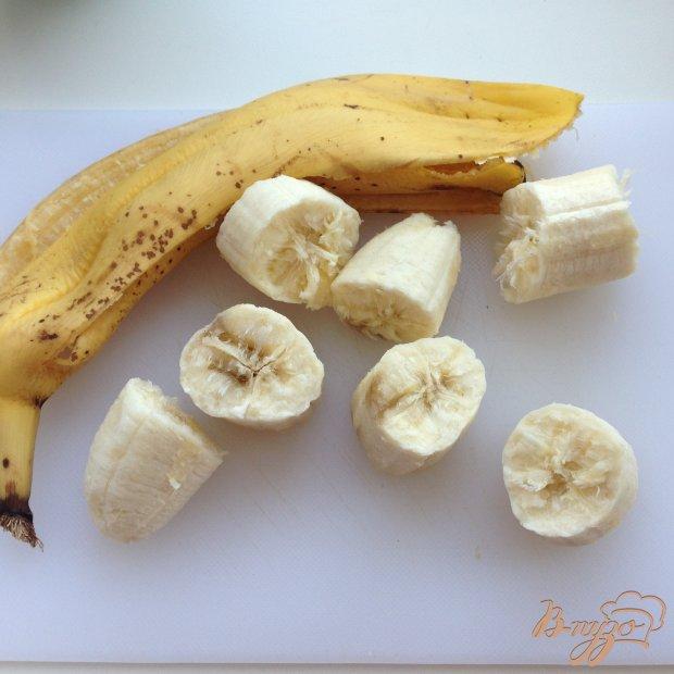 Ягодно-банановый смузи