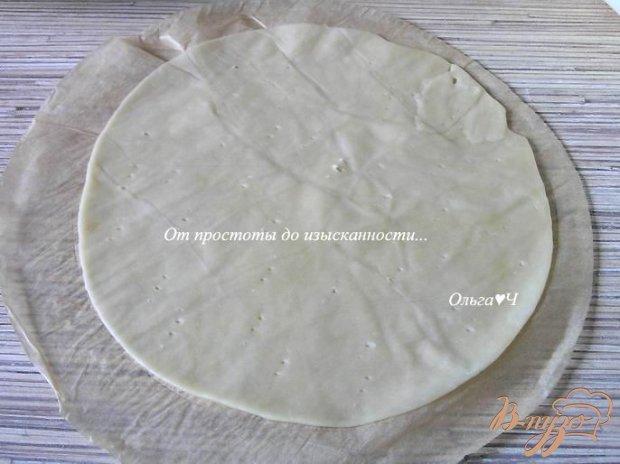 """Торт а-ля """"Наполеон"""" с шоколадным кремом (постный)"""