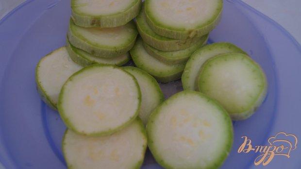 Рецепт Кабачки с помидорами и чесноком