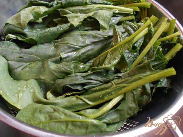 Рецепт Картофельно- шпинатные оладьи