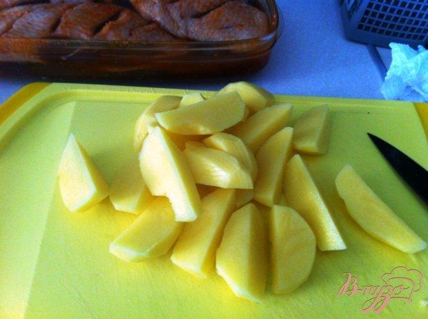 Филе утки в остро-сладком маринаде