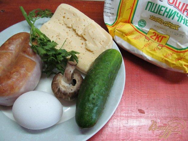Бутерброды в яйце