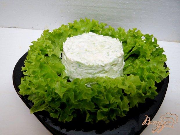 Йогуртно - чесночный соус *дзадзики*