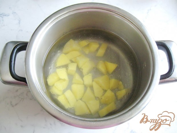Рецепт Вегетарианские щи с молодой капустой