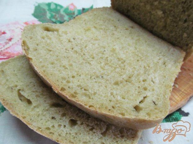 Щавелевый хлеб