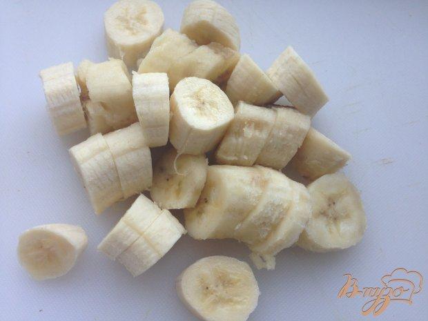 Бананово-ореховое печенье