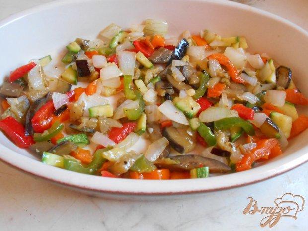 Запеканка из мяса и овощей
