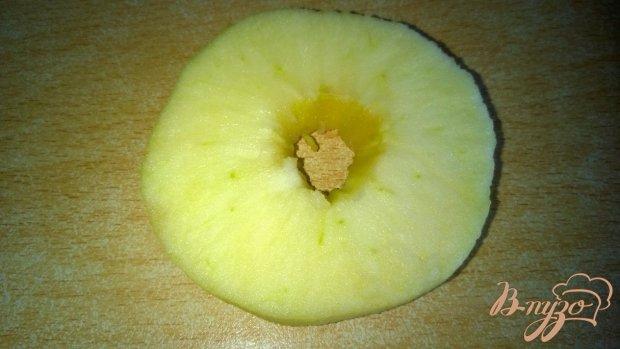 """Яблочные слойки """"Хризантемы"""""""