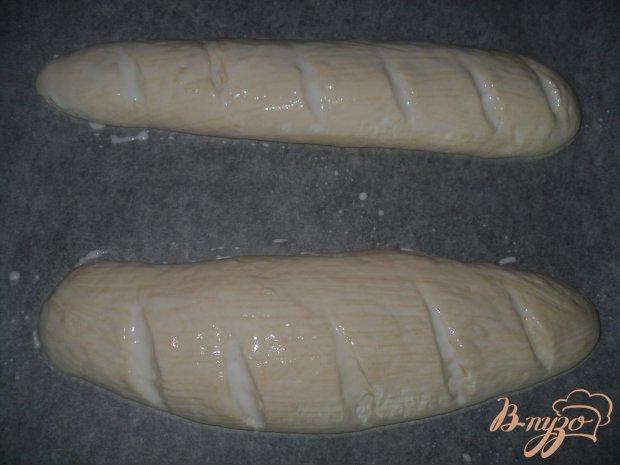 Очень мягкий батон на кефире