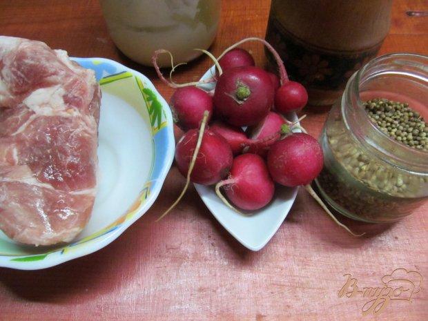 Веррины с охлажденной свининой