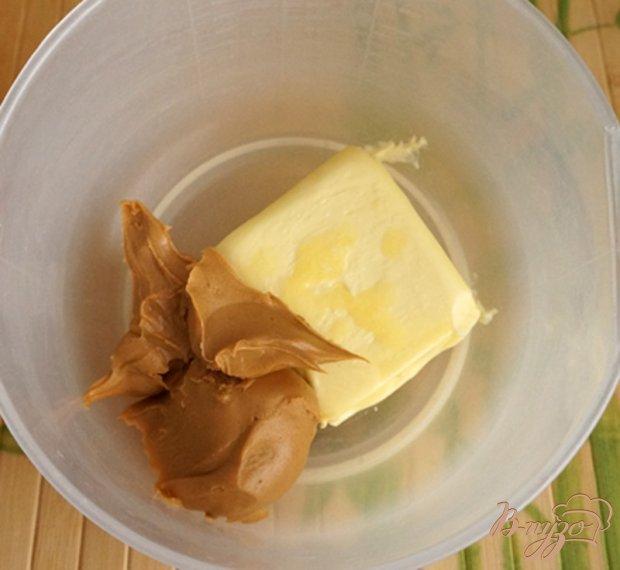 Рецепт Печенье с арахисовой пастой на полбовой муке