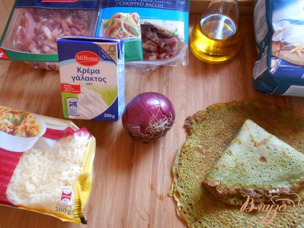 Рецепт Блины по- альпийски