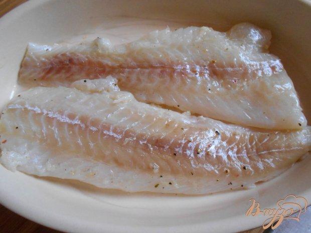 Филе рыбы под хрустящей корочкой