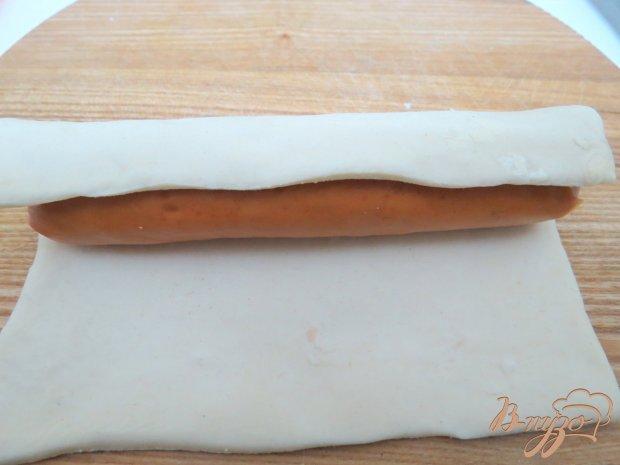 Пирог  слоёный  *Сороконожка*