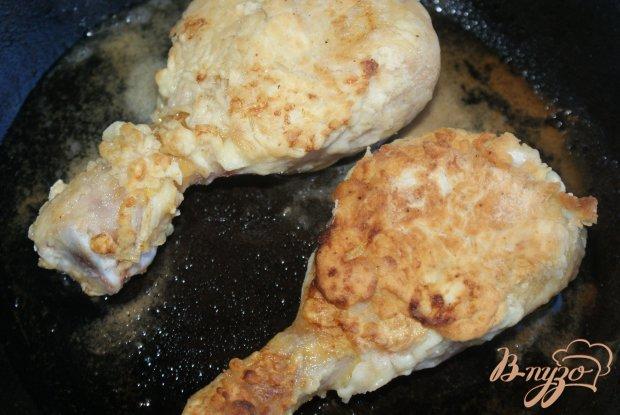 Закуска из куриных голеней
