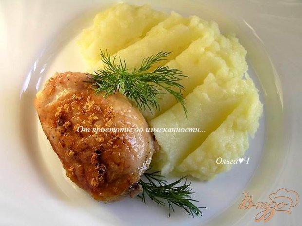 Куриные бедра в соленом сиропе