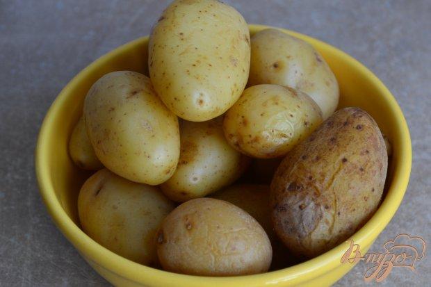 Рецепт Салат из картофеля с тунцом