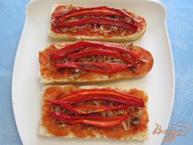 Сэндвич с сосисками