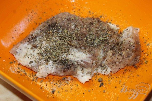 Рецепт Свинина с вишневым соусом