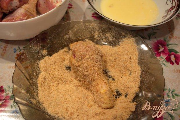 Курица в хлебном кляре