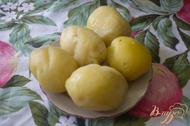 Картофельная запеканка с фаршем