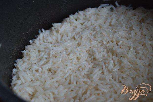 Рецепт Гарнирные рисовые биточки