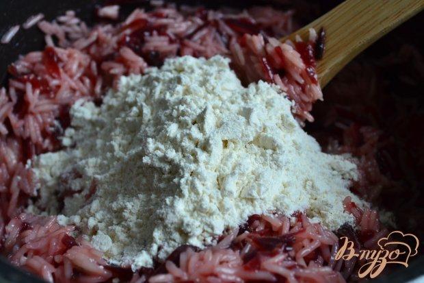 Гарнирные рисовые биточки