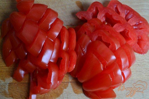 Овощной салат с крупой