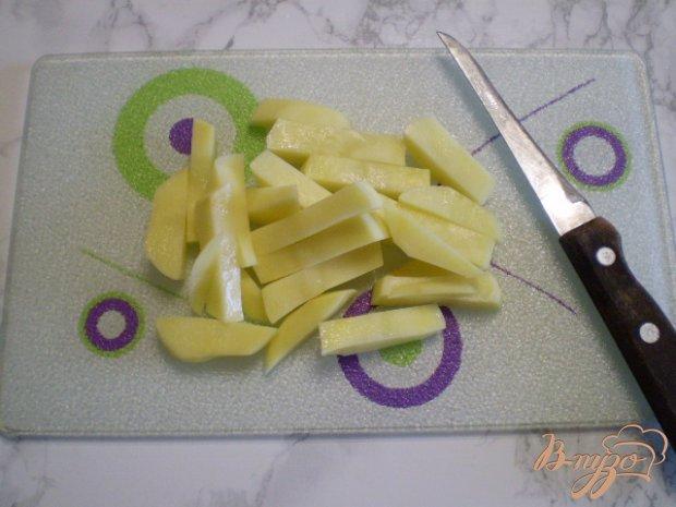 Простой суп с яйцом и зеленью