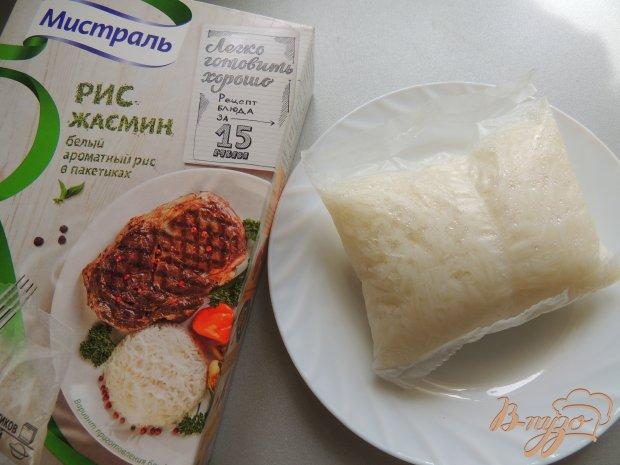 Рисовый пирог с курицей