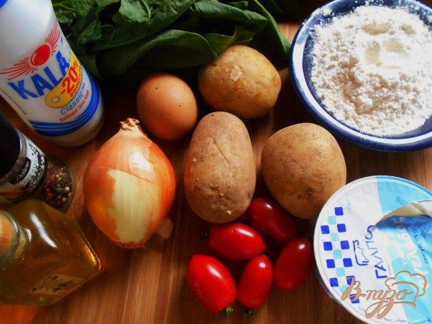 Рецепт Ньокки со шпинатом Американо