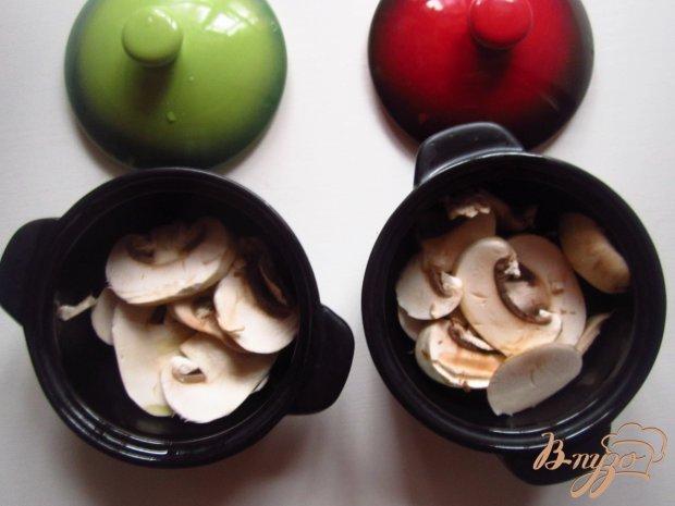 Жульен с грибами