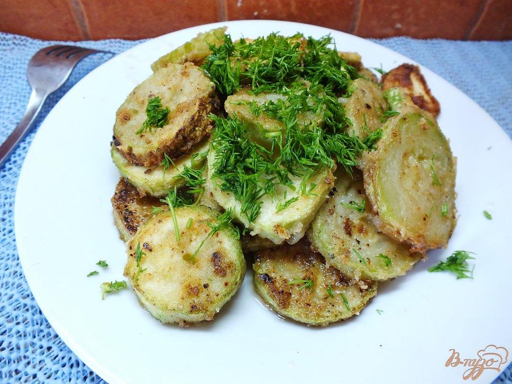 Фото приготовление рецепта: Острые кабачки со специями шаг №5