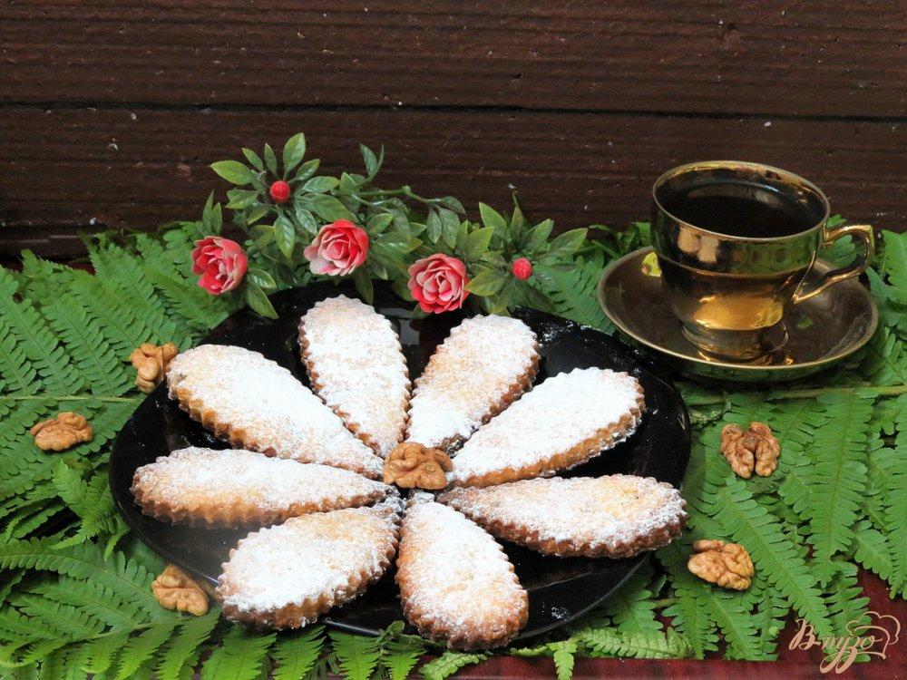 Фото приготовление рецепта: Песочное печенье капельки шаг №10