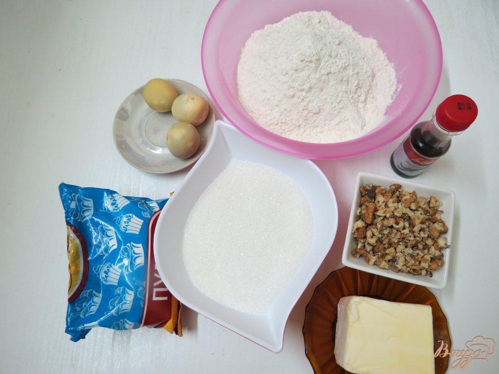 Фото приготовление рецепта: Песочное печенье капельки шаг №1