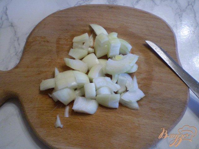 Фото приготовление рецепта: Грибной суп со щавелем шаг №2