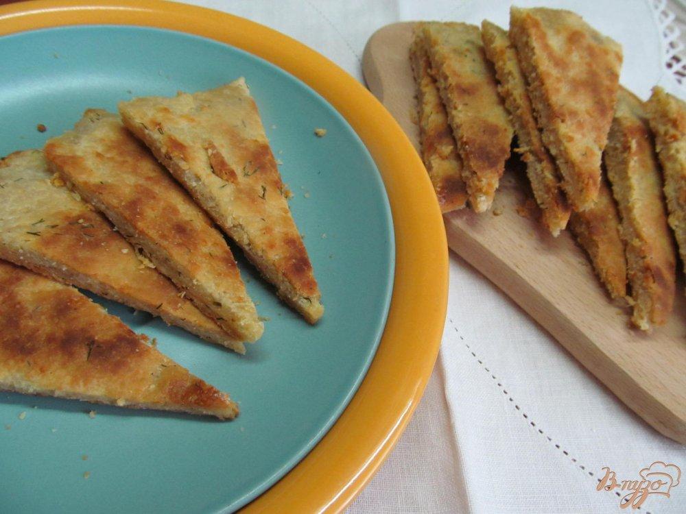 Фото приготовление рецепта: Блиц-рецепт Хачапури шаг №7