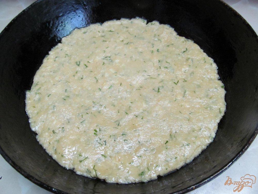 Фото приготовление рецепта: Блиц-рецепт Хачапури шаг №4