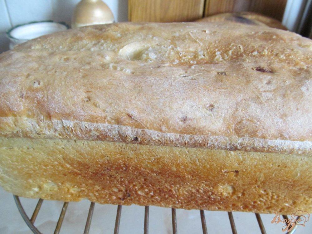 Фото приготовление рецепта: Хлеб с кабачком и горчицей шаг №8