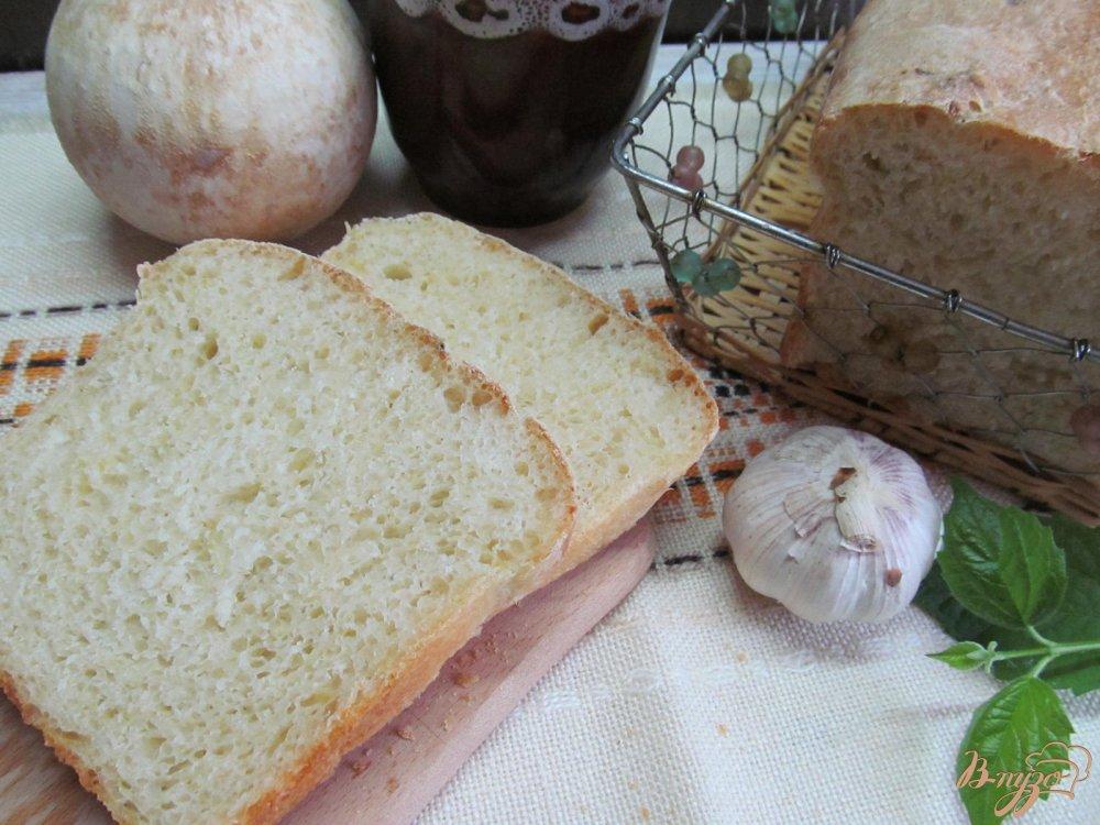 Фото приготовление рецепта: Хлеб с кабачком и горчицей шаг №10
