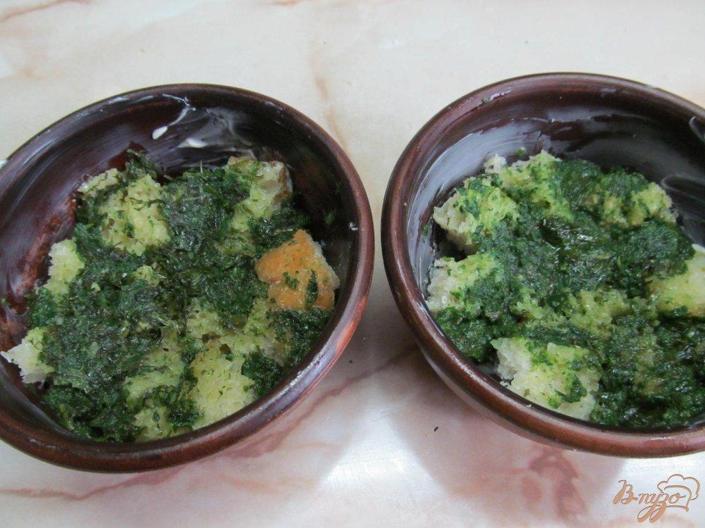 Фото приготовление рецепта: Мясной гратен шаг №4