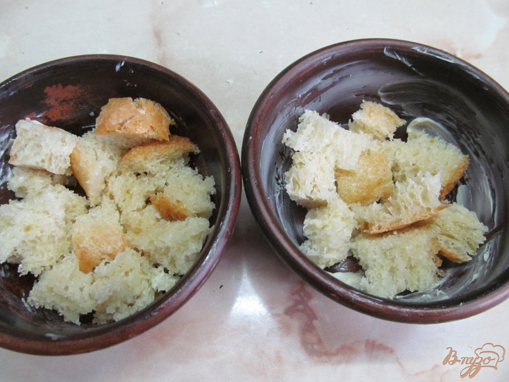 Фото приготовление рецепта: Мясной гратен шаг №3